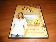 Under the Tuscan Sun (DVD, 2004 Full Frame Edition) Diane Lane Used