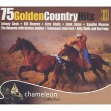 75 Golden Country Hits - 3CD SIGILLATO