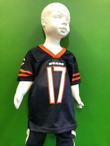 B549/80 NFL Chicago Bears Alshon Jeffery #17 Toddler Jersey 3T
