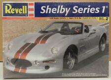 SHELBY SERIES 1 MUSTANG FORD COBRA CARROLL REVELL MODEL KIT
