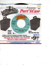 BOBBY VEE - THE NIGHT HAS A THOUSAND EYES / COME BACK WHEN YOU GROW UP