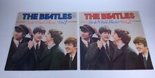 The Beatles Rock 'N' Roll Music Vol. 1 & 2 1976 Vinyl Album Record 50506 & 50507
