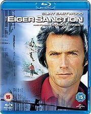 The Eiger Sanction Blu-ray UK BLURAY