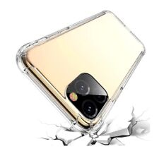 """AntiScratch Shockproof Transparent Bumber Gel Case For Apple iPhone XI 2019 6.1"""""""
