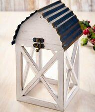 Barn Lantern Christmas Tree Topper NEW