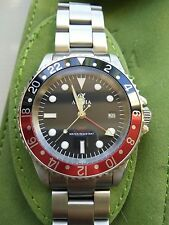 Mechanical (Automatic) Casual 50 m (5 ATM) Wristwatches
