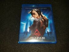 Aeon Flux (Blu-ray Disc, 2006, Special Collectors Edition) Free Shipping!