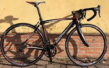 Bici corsa carbonio Saccarelli Fire Speed Shimano 105 10s carbon road bike