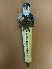 Scuttlebutt Brewing Golden Mariner Discontinued Beer Tap Handle