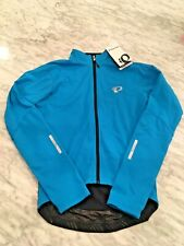 NEW w TAGS Pearl Izumi Elite Atomic Pursuit Jacket Mens Medium Blue/Black