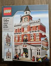 Lego Creator Town Hall 10224. Box damaged