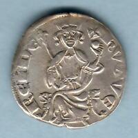 Cyprus - Order of Malta. Crusades.. Hugh IV (1324-59) Silver Gros.. VF