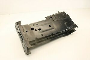 03-08 NISSAN 350Z LH LEFT DRIVER FRONT FRAME RAIL CUT CHASSIS FRAME CUT FRONT LH