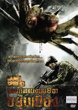 Camel Spiders [DVD R0] (2011) C. Thomas Howell, Roger Corman, Jim Wynorski, SyFy
