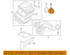 GM OEM-Mass Air Flow Sensor 19330121