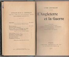 L' Angleterre et la Guerre. CHEVRILLON (André).