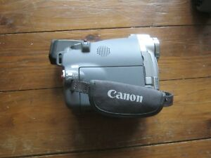 Canon DM- MV600ie Digital Camcorder  (FAULTY) Camera  Body Only