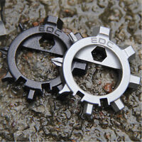EDC Stainless Steel Multi Tool Bicycle Bike Repair Screwdriver Opener Keycha RHC