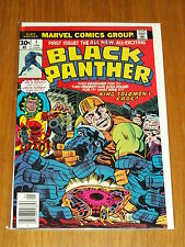 BLACK PANTHER #1 VF+ (8.5) MARVEL COMICS JANUARY 1977*