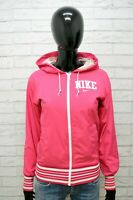 Giubbotto Nike Donna Taglia Size XS Giubbino Giacca Fucsia Jacket Woman Jacke
