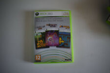 pack arcade xbox lumines geometry wars 2 bomberman live pal xbox 360 xbox360
