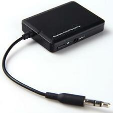 3.5 mm BLUETOOTH A2DP STEREO AUDIO ADAPTER DONGLE TRASMETTITORE 4 TV PC MP3 WALKMAN