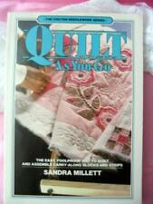 Quilt as You Go (Chilton Needlework Series)