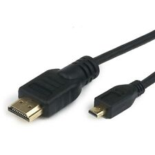 HDMI Male to Micro HDMI adaptor Converter Cable For Tablet eReader PAD c44