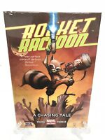 Rocket Racoon Vol 1 A Chasing Tale Col #1-6 Marvel Comics Hard Cover HC Sealed