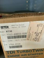 Tdi T312-60015-01R-M Reman Rt30 T30P Starter 12 Noz, 9:1 Ratio, 6/8P, 11T, Sae 3