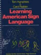 Learning American Sign Language Video to accompany Learning American Sign Langu