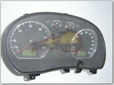 + VW Polo 9N (2001-2009)  / 2-teilig ALU TACHORINGE / TACHO RINGE +