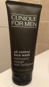 Clinique For Men Oil Control Face Wash 200ml
