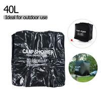 Bag camper riscaldata energia solare Borsa da campeggio per doccia da campeggio