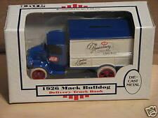 1991 Ertl (Iga) 1926 Mack Bulldog Delivery Bank.Mib