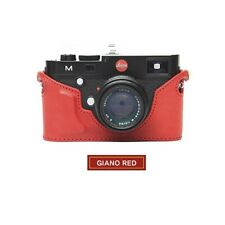 Ciesta Leather Case Leica M Giano Red