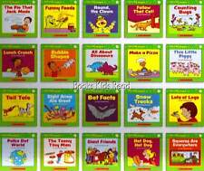 BRAND NEW 20 BOOK SET EARLY READERS GUIDED READING PHONICS LOT C LEARN TO READ