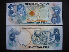 PHILIPPINES  2 Piso 1970's  (P152a)  UNC