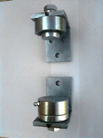 Heavy Duty Ball Bearing Gate Hinges for gates up to 200kg Zinc plated strong NEW