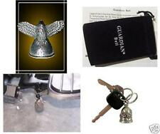 EAGLE WINGS MOTORCYCLE BIKER GUARDIAN BELL PROTECT YOUR RIDE EVIL SPIRITS USA