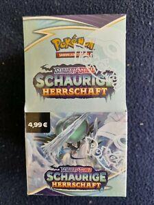 Pokemon Schwert & Schild Schaurige Herrschaft Sammelkartenspiel 1Display