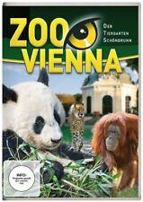 ZOO VIENNA-Der Tiergarten Schönbrunn- BUSCH,SIMON   DVD NEU