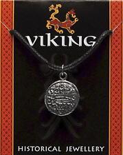 Viking Moneda Colgante-estaño