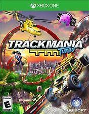 TrackMania Turbo (Microsoft Xbox One, 2016) - COMPLETE