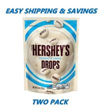 Hershey's Cookies 'N Creme Drops 8 oz TWO PACK PER ORDER EASY SHIPPING