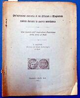 1917 - ARCHEOLOGIA - NUMISMATICA - MAIURI - ZECCA DI RODI