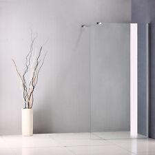740x1850mm Wet Room Walk In Shower Enclosure 6mm Toughen Glass Screen Panel