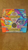 Pokemon TCG: XY Trainer Kit: Pikachu Libre & Suicune (Brand New/Sealed)