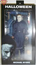 "MICHAEL MYERS Halloween (2018 Movie) 8"" Scale Clothed Action Figure Neca 2019"