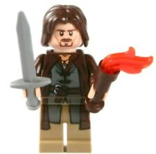 LEGO The Lord of the Rings Aragorn minifig From SET 9472 Attack on Weathertop